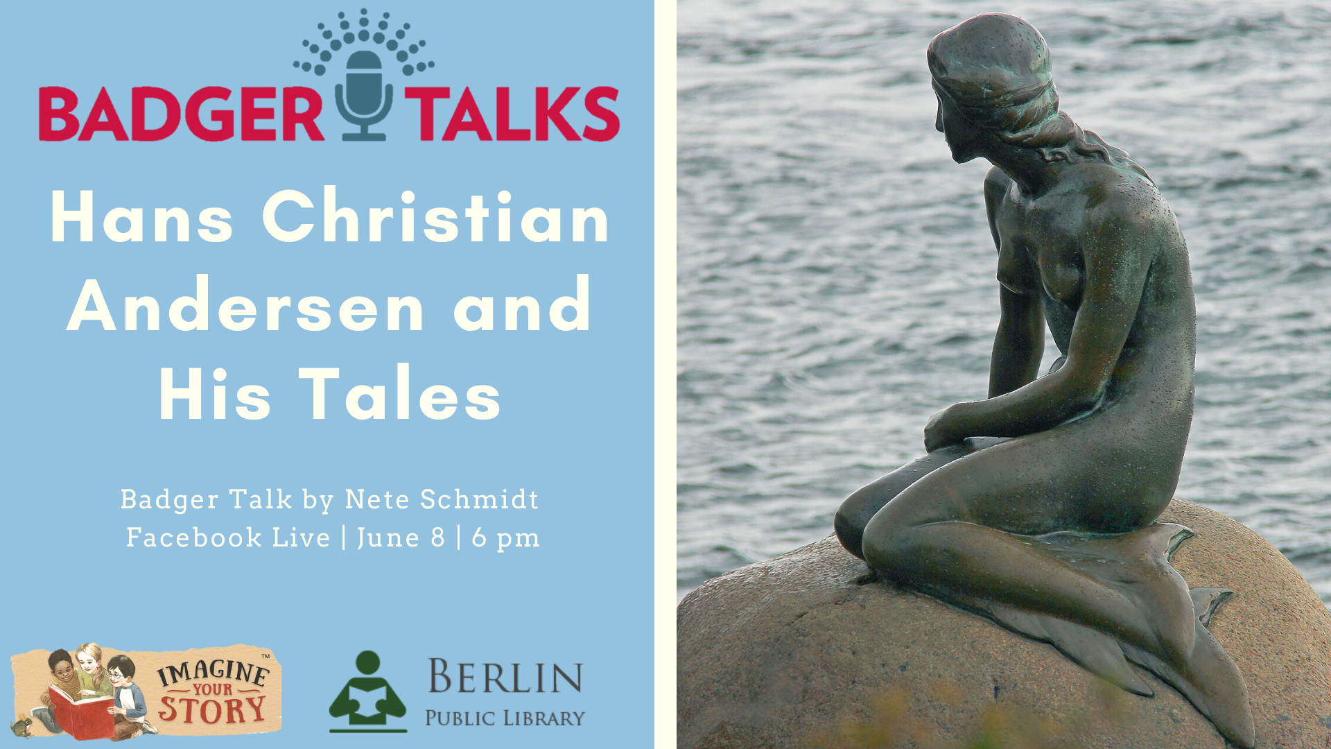 Hans Christian Andersen and His Tales