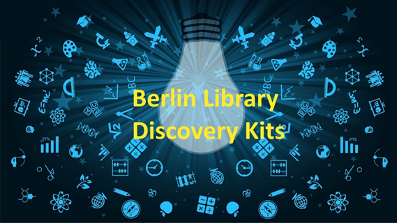 Light bulb Berlin Public Library Discovery Kits