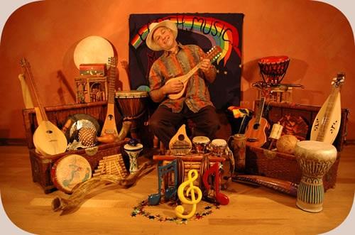 bill kehl, earth music